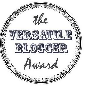 Parenthood and Passports | Versatile Blogger Award