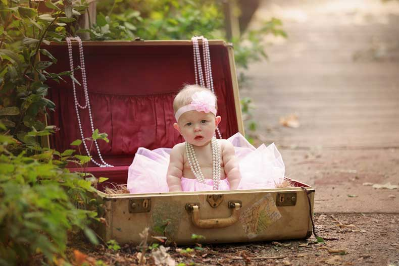 Parenthood and Passports - Family Tradition