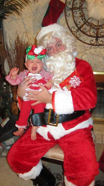 Parenthood and Passports - Christmas