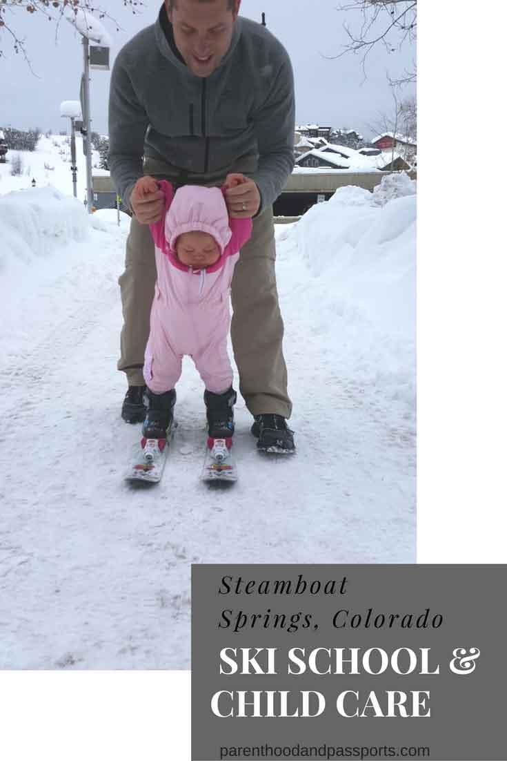 Ski School in Steamboat-Springs,-Colorado