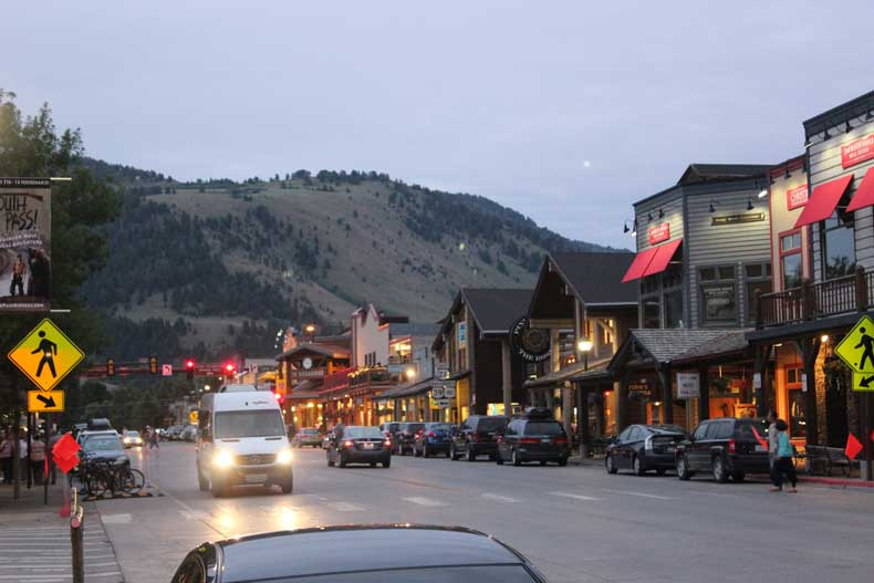 Town of Jackson Wyoming