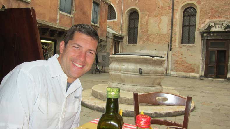 Parenthood and Passports- Get Lost in venice, Italy