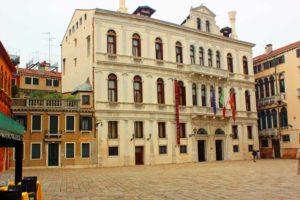 Parenthood and Passports- Ruzzini Palace, Venice, Italy