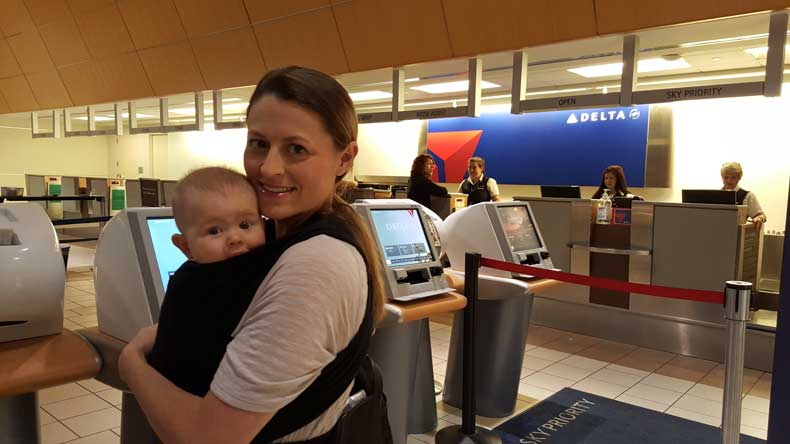Parenthood and Passports - TSA Shortage
