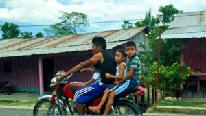 Parenthood and Passports - Weird things you'll see in Belize and Guatemala
