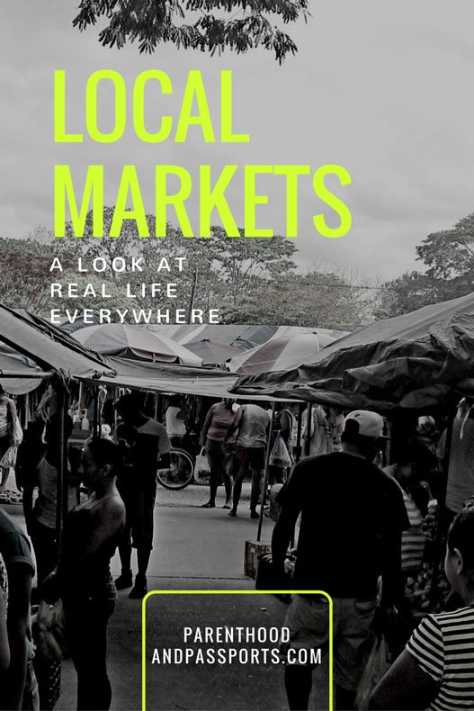 Parenthood and Passports - Local Markets