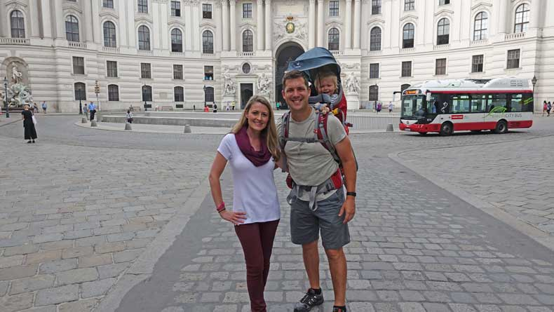 How to spend one Day in Vienna - Hofburg Imperial Palace