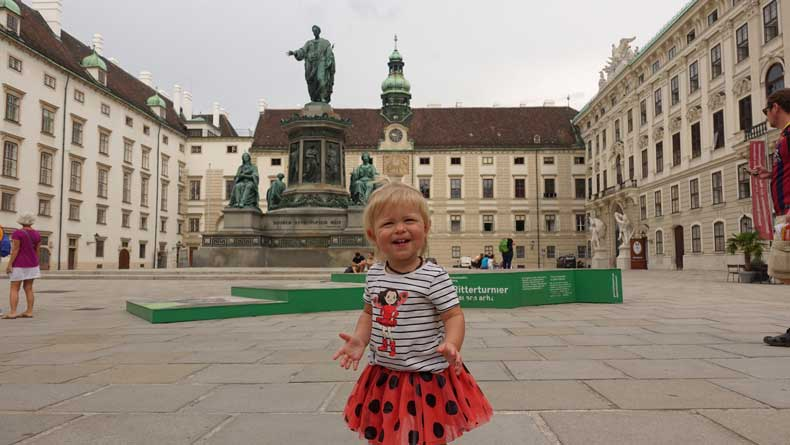 Parenthood and Passports -One Day Vienna Austria itinerary