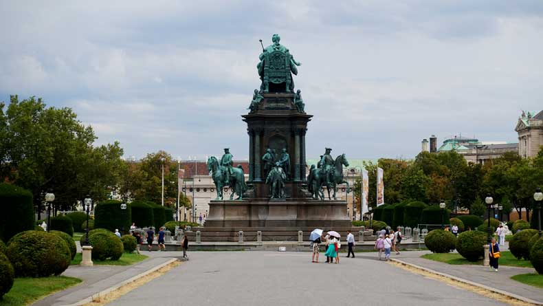 Things to do in Vienna in a day - museum quarter
